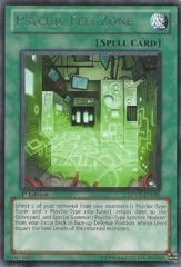 Psychic Feel Zone - EXVC-EN056 - Rare - 1st Edition