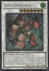 Junk Berserker - EXVC-EN037 - Ultimate Rare - 1st Edition