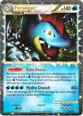 Feraligatr (HeartGold & SoulSilver 108) - HGSS07 - Promotional on Channel Fireball