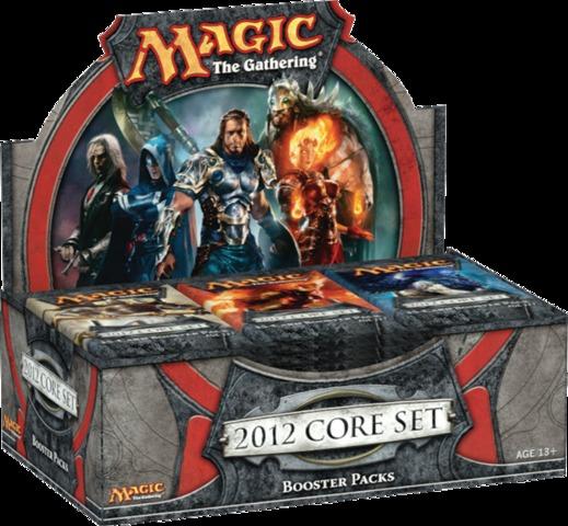 Magic 2012 Booster Box