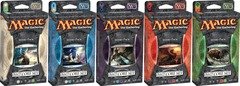 All 5 Magic 2012 (M12) Intro Packs