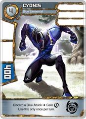 Cyonis - Blue Elemental