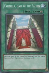 Valhalla, Hall of the Fallen - SDLS-EN024 - Common - 1st Edition