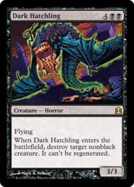 Dark Hatchling