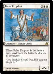 False Prophet - Commander (2011)