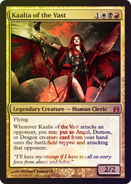 Oversized - Kaalia of the Vast