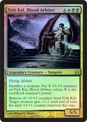 Vish Kal, Blood Arbiter (Commander Launch Promo) - Foil