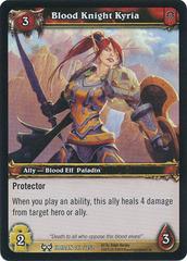 Blood Knight Kyria