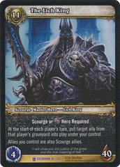 The Lich King - Foil