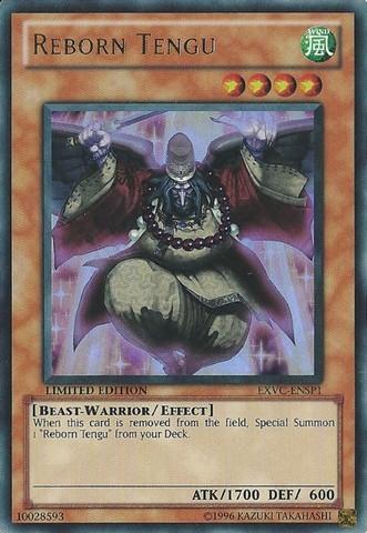 Reborn Tengu - EXVC-ENSP1 - Ultra Rare - Limited Edition