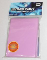 Dek Prot 50ct. Standard Sleeves - Lilac Purple