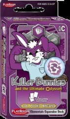 Killer Bunnies and the Ultimate Odyssey: Cool Psychic Penguin Elementals Expansion Deck