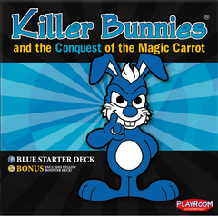 Killer Bunnies and the Conquest for the Magic Carrot