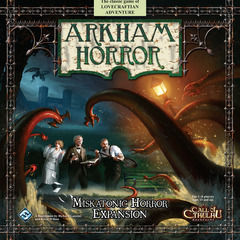 Arkham Horror Board Game: Miskatonic Horror Expansion