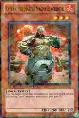 Kayenn, the Master Magma Blacksmith - DT05-EN027 - Parallel Rare - Duel Terminal