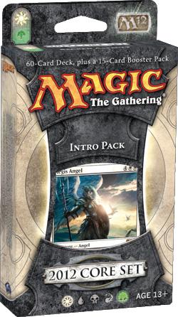 Magic 2012 (M12) Intro Pack: Sacred Assault