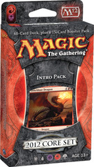 Magic 2012 (M12) Intro Pack: Blood and Fire