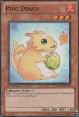 Poki Draco - GENF-EN031 - Common - 1st Edition