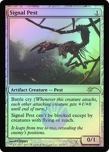 Signal Pest - WPN Foil