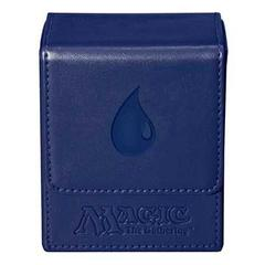Ultra Pro Blue Mana Flip Deck Box
