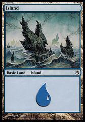 Island on Channel Fireball