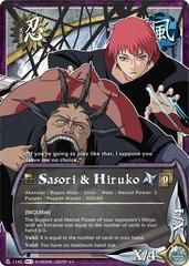 Sasori & Hiruko - N-1142 - Rare - 1st Edition