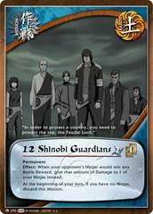 12 Shinobi Guardians - M-792 - Rare - 1st Edition