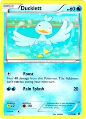 Ducklett - 26/98 - Common on Channel Fireball
