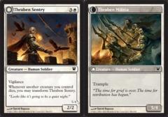 Thraben Sentry // Thraben Militia