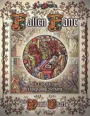 The Fallen Fane: An Ars Magica Live-Action Scenario