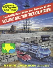AADA Road Atlas and Survival Guide, Volume Six: Free Oil States