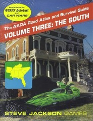 AADA Road Atlas and Survival Guide, Volume Three: The South