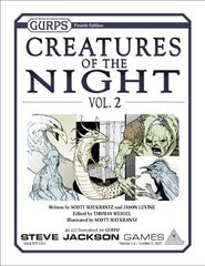 Creatures of the Night, Vol. 2