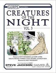 Creatures of the Night, Vol. 3