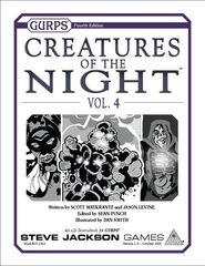 Creatures of the Night, Vol. 4