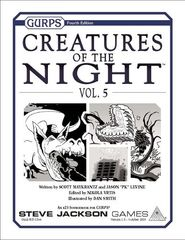 Creatures of the Night, Vol. 5