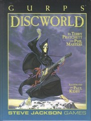 Discworld Roleplaying Game Softcover