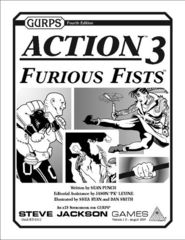 GURPS Action 3: Furious Fists