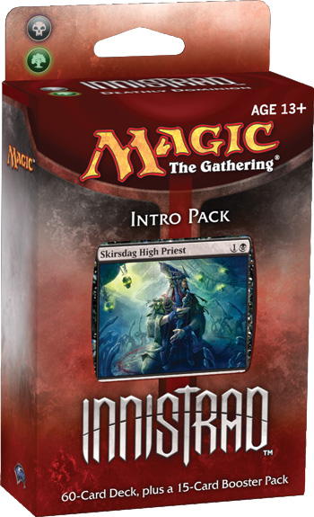 Innistrad Intro Pack: Deathly Dominion