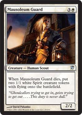 Mausoleum Guard