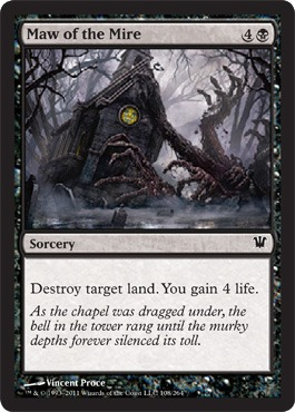 Maw of the Mire