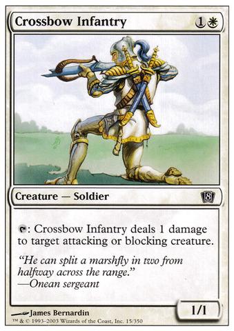 Crossbow Infantry - Foil