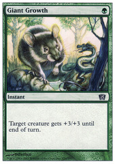 Giant Growth - Foil