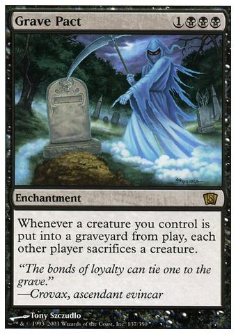 Grave Pact - Foil