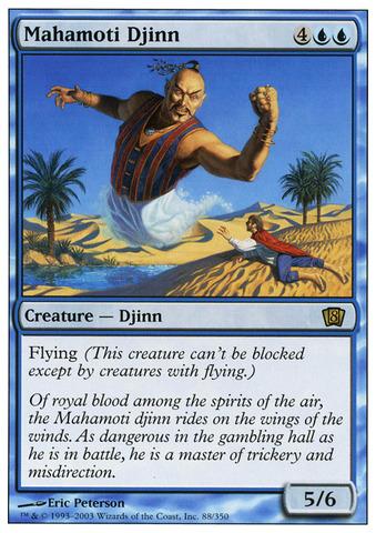 Mahamoti Djinn - Foil