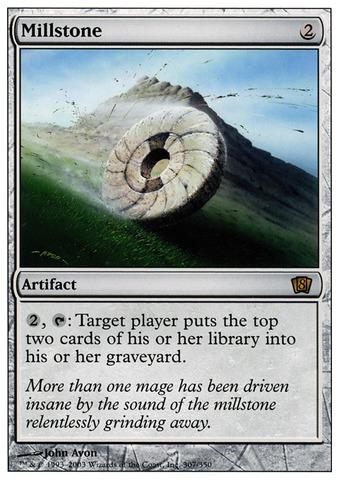 Millstone - Foil