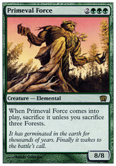 Primeval Force - Foil