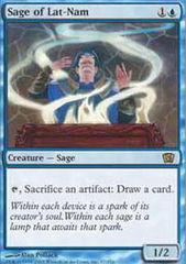 Sage of Lat-Nam - Foil