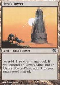 Urzas Tower - Foil