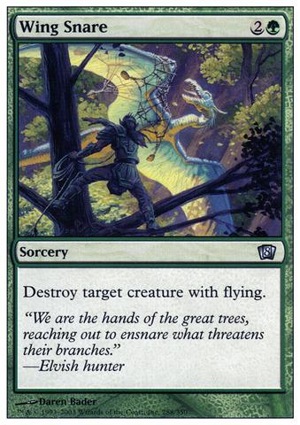 Wing Snare - Foil
